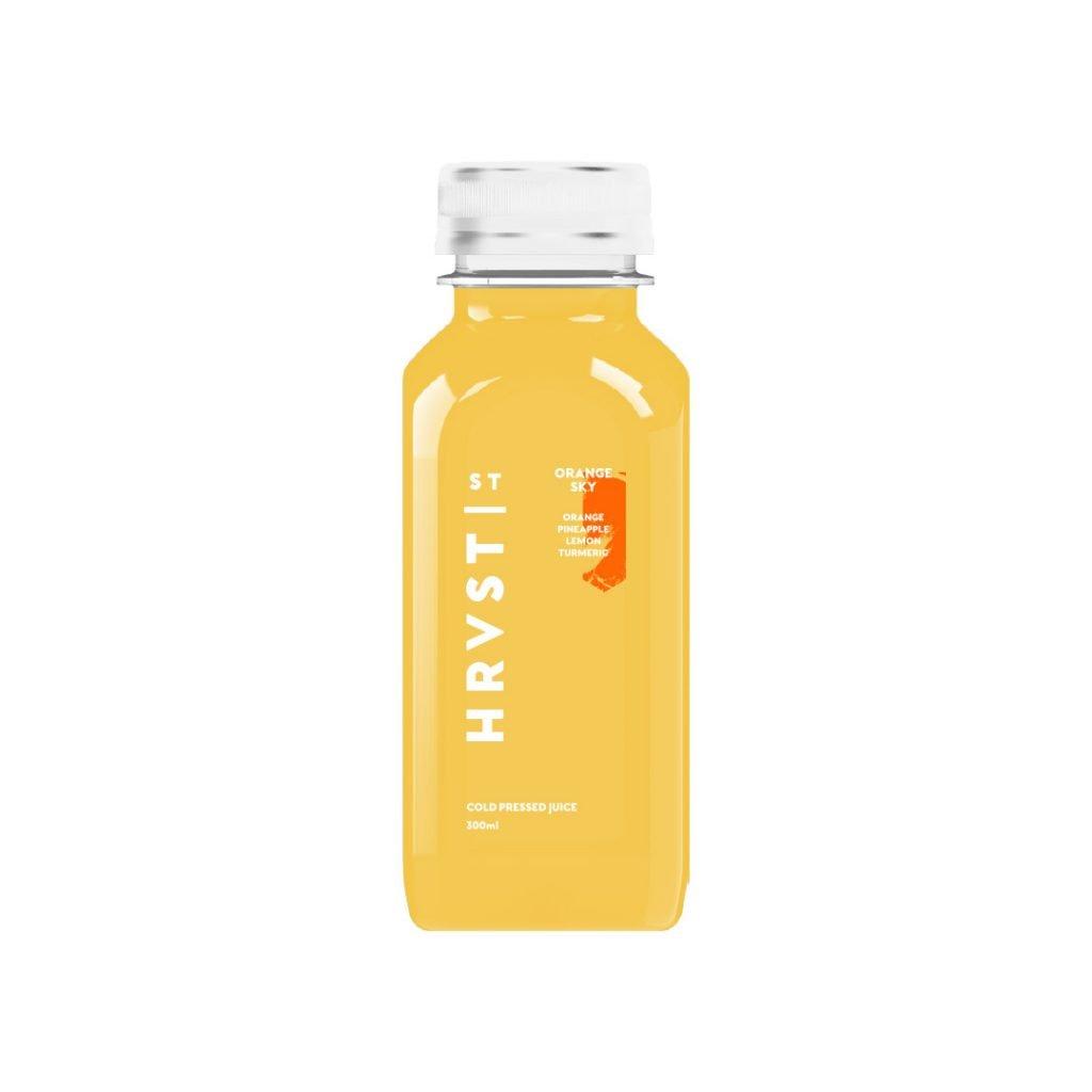 HRVST-300ml-bottle-Orange-Sky